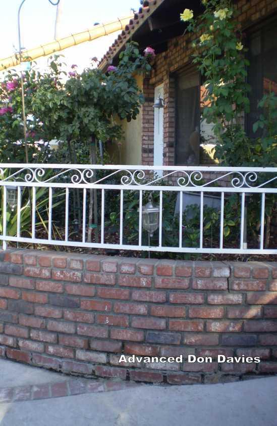 brick fence designs Quotes